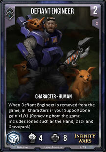 Defiant Engineer