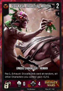 Vah'nash, the Ritual Master