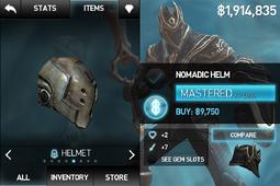 Nomadic Helm