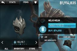 Helio Helm