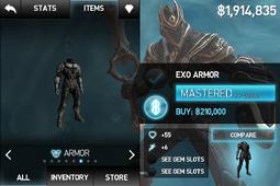 Exo Armor