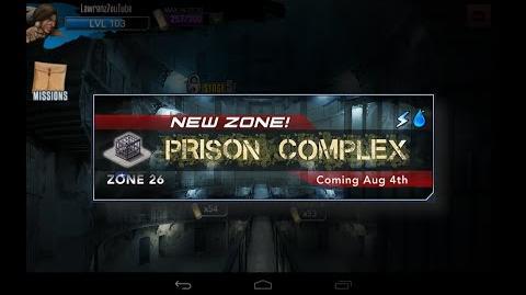 Rage of the Immortals Zone 26 Prison Complex