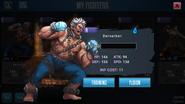 Berserker base stats