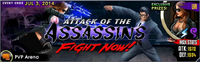 Attack Of The Assassins