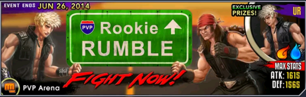 Rookie Rumble