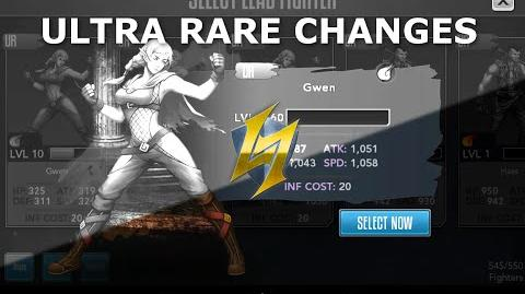 Rage of the Immortals Stat changes for Ultra Rare Fighters-0