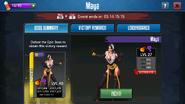 Maya screen