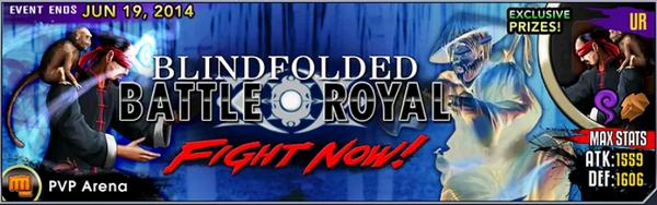 Blindfolded Battle Royal