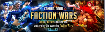 Faction wars banner