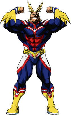 File:All Might Hero Form Full Body.png