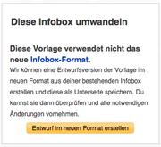 Screenshot Infobox umwandeln