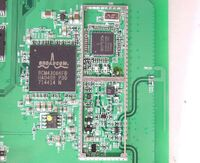 Asus WL-500gD FCCg