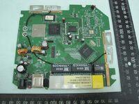 Belkin F7D3301 v1.0 FCCl