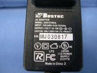 Linksys E2000 v1.0 FCCo