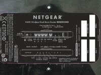 Netgear WNDR3400 FCC1j