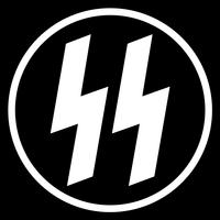 Gestapo Geheime Staatspolizei Schutzstaffel Abzeichen