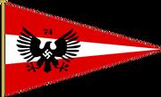 Flag of Bund Deutscher Mädel BDM