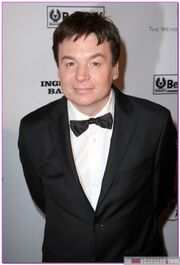 Mike Myers Inglourious Basterds