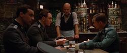 Christian Berkel as Proprietor Eric in Inglourious Basterds
