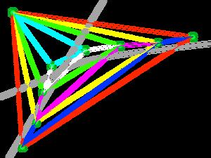 Single Anchor Pyramid