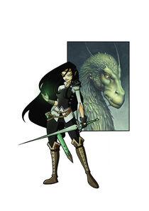Arya by eumenidi-d4mrj5e