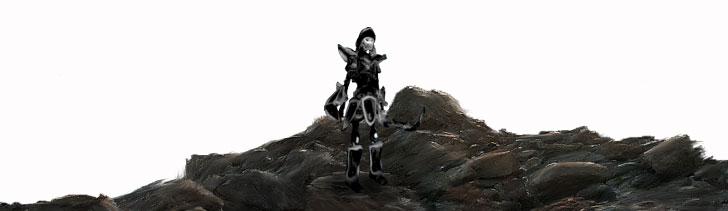 Skeleton duelist