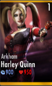 HarleyQuinnArkham