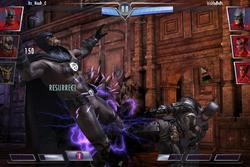 Hawkgirl BN passive of ressurrection