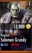 SolomonGrundyRegime