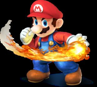533px-Mario SSB4 Artwork