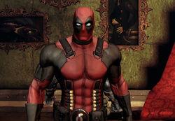 Deadpool (Legends Collide)
