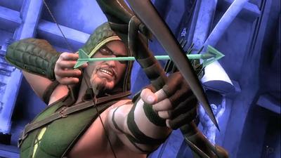 Green Arrow (Clash)