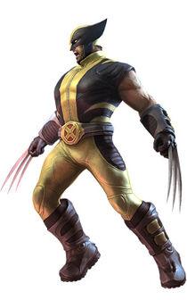 MUA2 Wolverine