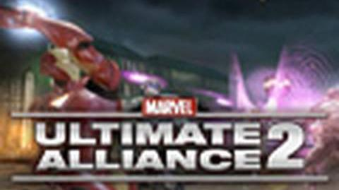 Marvel Ultimate Alliance 2 Official Trailer HD