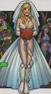 Black Canary Wedding 1