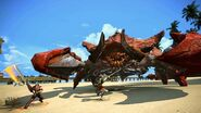 Argesian Crabs