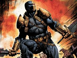 Deathstroke The First Insurgent 2