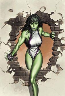 She-Hulk (VotG)