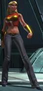 DCU Online Wonder Girl