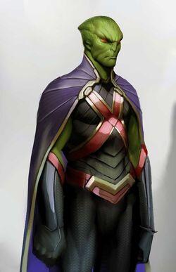 Martian Manhunter (IGGR)