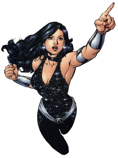 Wonder Girl Donna Troy
