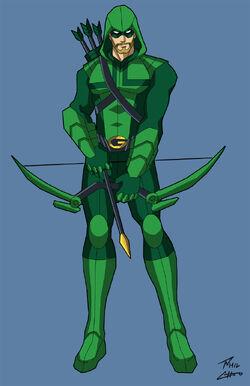 Green Arrow Gen 2 (JLG)