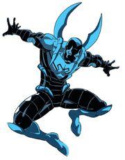 Blue Beetle IRotG