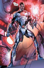 Cyborg (Legends Collide)