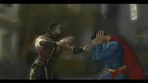Mortal Kombat vs Injustice trailer