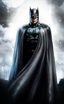 Batman Cross-Worlds