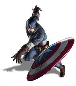 Captain America (HA)