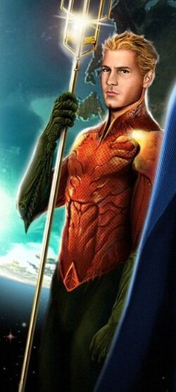 Aquaman (Legends Collide)