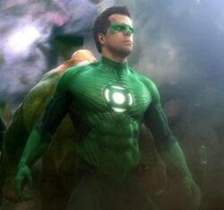 Green Lantern Gen 1 (JLG)