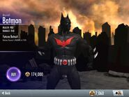 Batman Beyond iOS